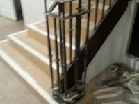 Wrought Iron Balustrading In Melbourne
