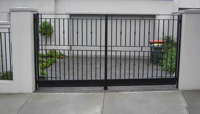 Custom Made Wrought Iron Fences Melbourne
