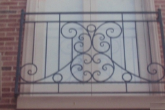 Wrought Iron Juliets Melbourne