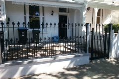 Wrought Iron Fences Melbourne
