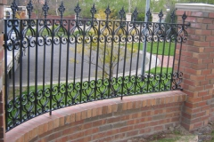 Wrought Iron Fences Brighton