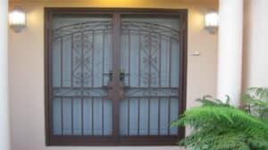 Security Door Feature 1